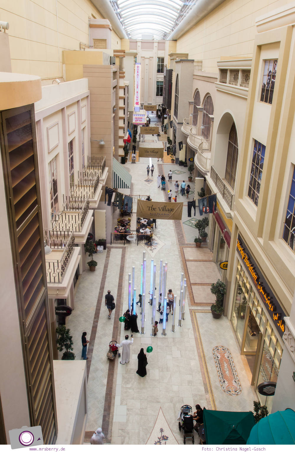 Fernreisen - Dubai mit Kind: Dubai Mall