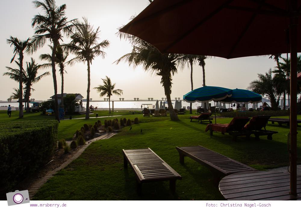 Fernreisen - Dubai mit Kind: Übernachten im JA Palm Tree Court Hotel & Resort