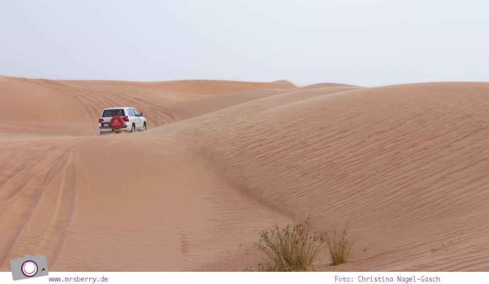 Fernreisen - Dubai mit Kind: Wüstensafari in der Margham Wüste