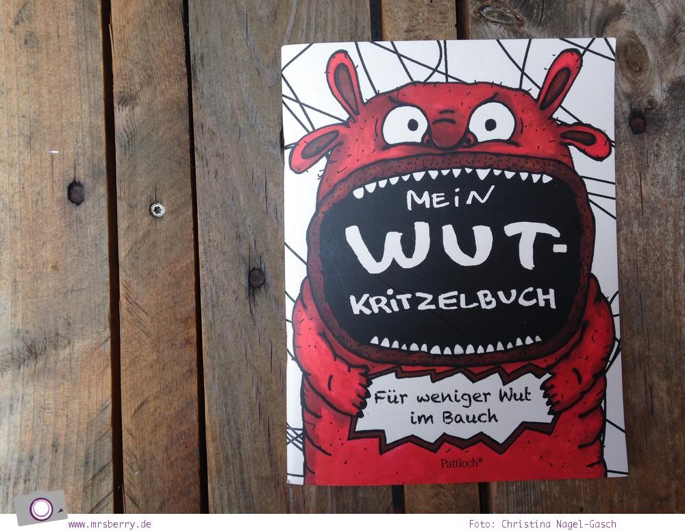 Was kommt in die Schultüte? 6 kreative Geschenke zum Schulanfang: Mein Wut-Kritzelbuch: Für weniger Wut im Bauch