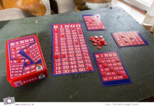 Die besten Reisespiele: Bingo