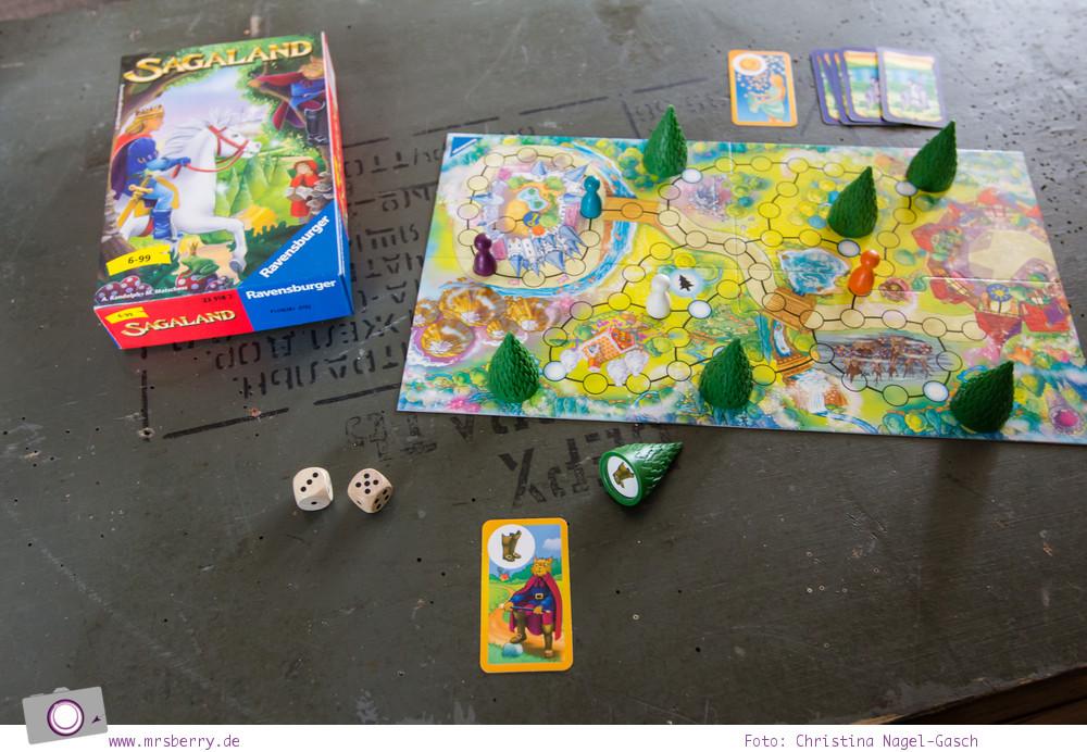 Die besten Reisespiele: Sagaland