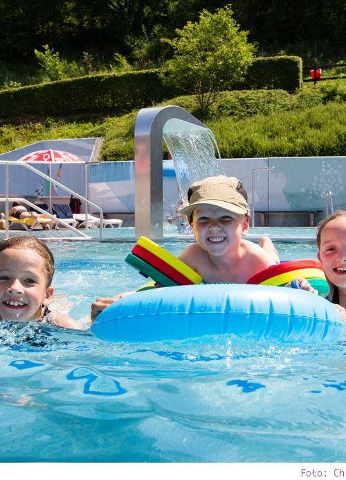 Camping in der Eifel – Prümtal Camping in Oberweis (5 Sterne)