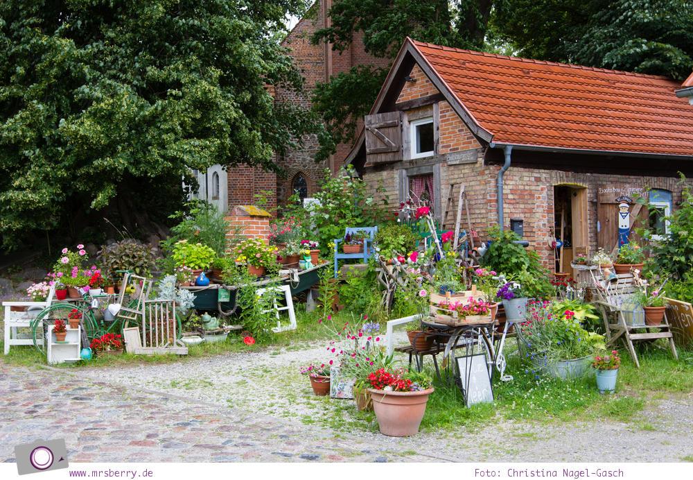 Familienurlaub auf Usedom: Verkauf beim Bootsbaumeister in Krummin