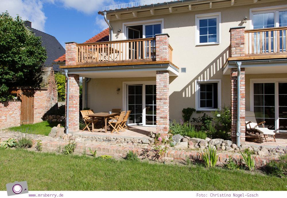 Familienurlaub auf Usedom: unsere Ferienwohnung im Landhaus Krummin