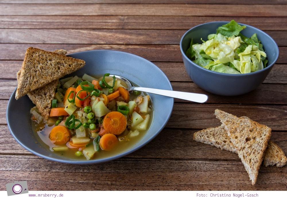 Familienurlaub auf Usedom: Usedomer Gemüsekiste mit Bio-Obst und Gemüse von der Insel