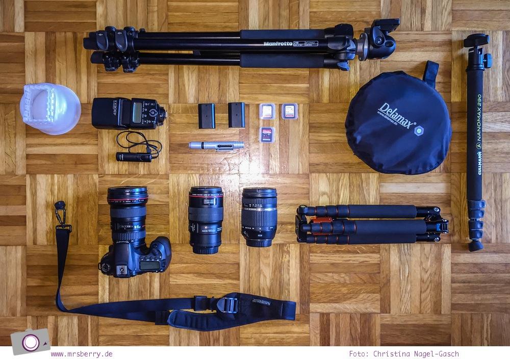 Mein Fotoequipment: Tipps und Empfehlung zu Kamera und Zubehör für Fotografie-Anfänger und Fortgeschrittene