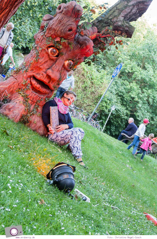 Usedom - Ausflüge für Familien und Kinder: Baumlesung für Kinder
