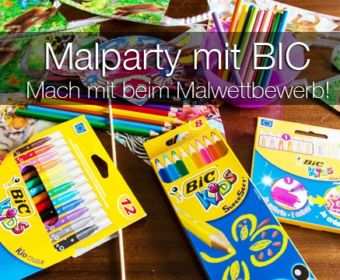 MrsBerry: Malparty mit BIC