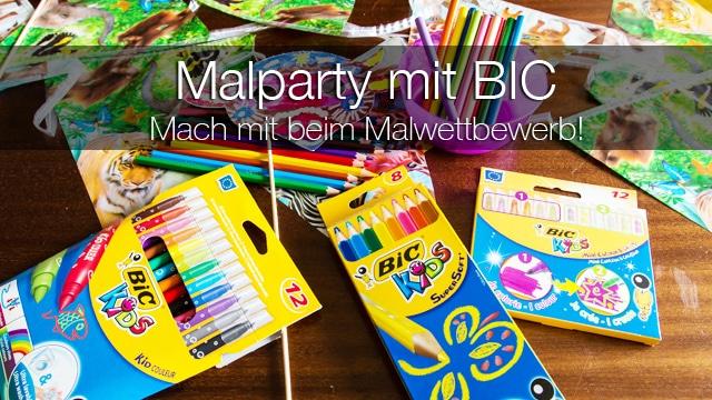 MrsBerry: Malparty mit BIC