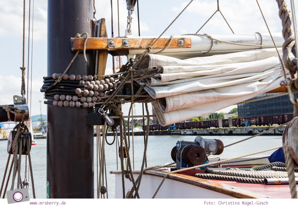 Ozeaneum in Stralsund: Hafeninsel Stralsund