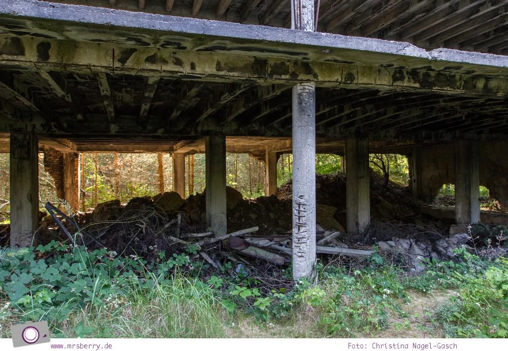 Rügen erleben: 5 Reisetipps für die Insel - KDF Bauten in Prora