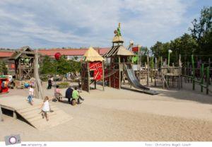 Rügen erleben: 5 Reisetipps für die Insel - Karls Erlebnisdorf in Zirkow