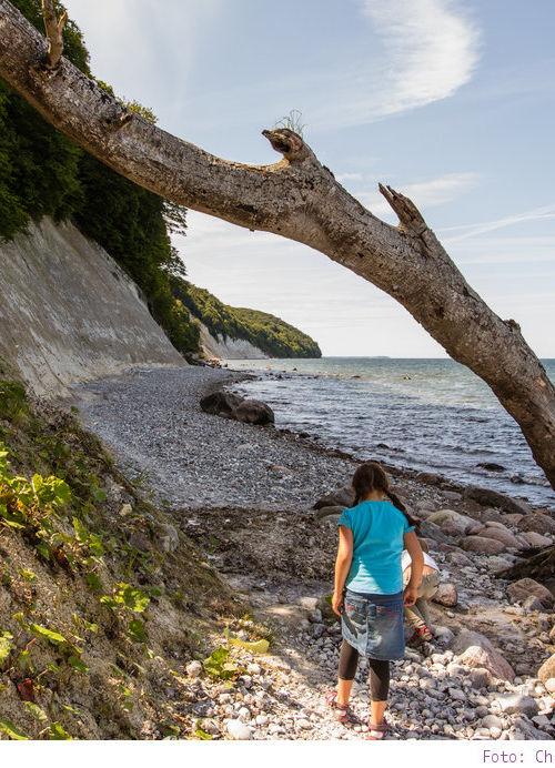 Sightseeing auf Rügen – Karibik Feeling am Königsstuhl