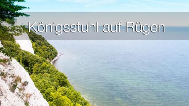Rügen erleben: Königsstuhl und Nationalpark Jasmund