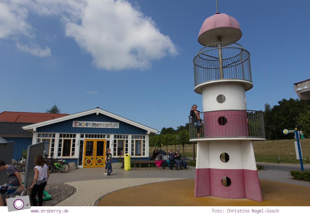 Urlaub an der Ostsee - 4 Tage in Zingst: Experimentarium Zingst