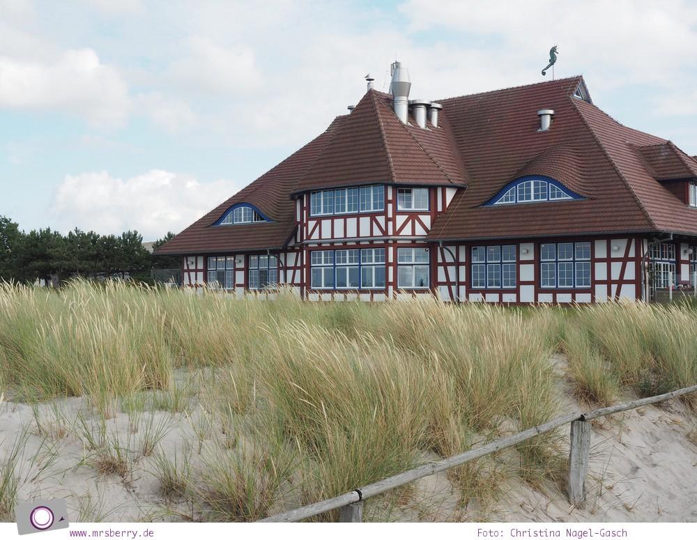 Urlaub an der Ostsee - 4 Tage in Zingst: Kurhausrestaurant an der Seebrücke Zingst