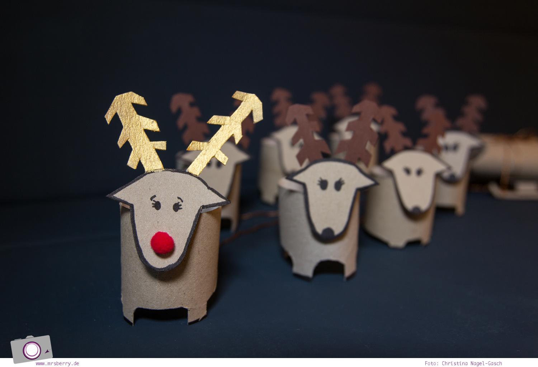 adventskalender selber machen weihnachten aus klorollen. Black Bedroom Furniture Sets. Home Design Ideas