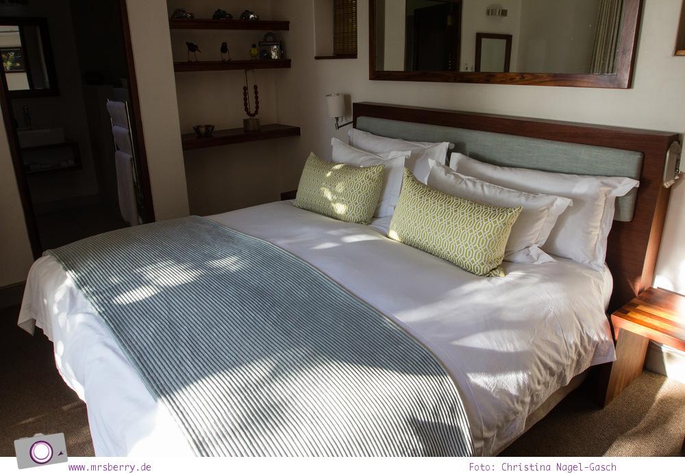 Südafrika #9: Luxuriös wohnen im Grootbos Private Nature Reserve - in der Luxus Garden Lodge