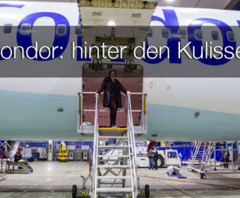 Condor: Ein Blick hinter die Kulissen von Deutschland größtem Ferienflieger #InsightCondor