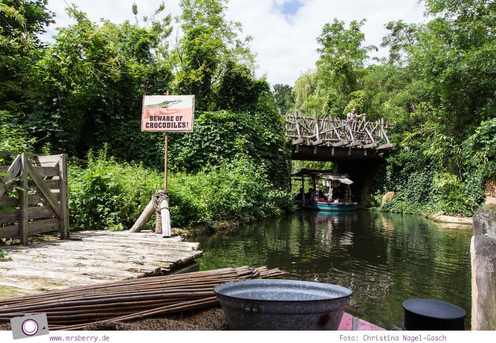 Erlebnis-Zoo Hannover: MrsBerry's Top 5 + 1 Attraktionen - Sambesi Themenwelt mit Bootsfahrt