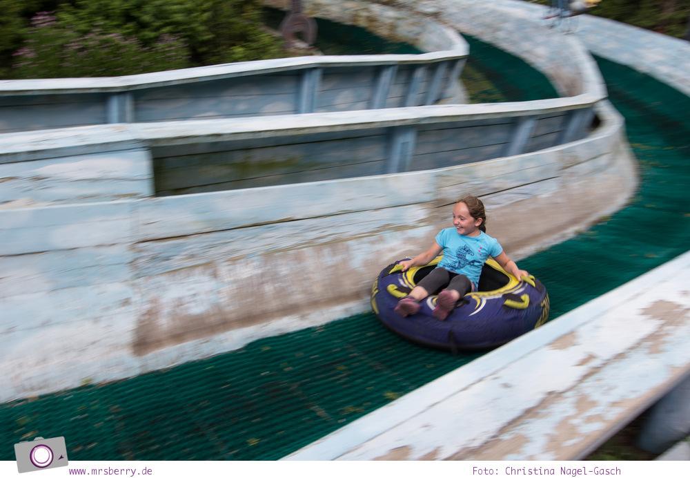 Erlebnis-Zoo Hannover: MrsBerry's Top 5 + 1 Attraktionen - Mullewapp Themenwelt mit Reifen-Rodelbahn