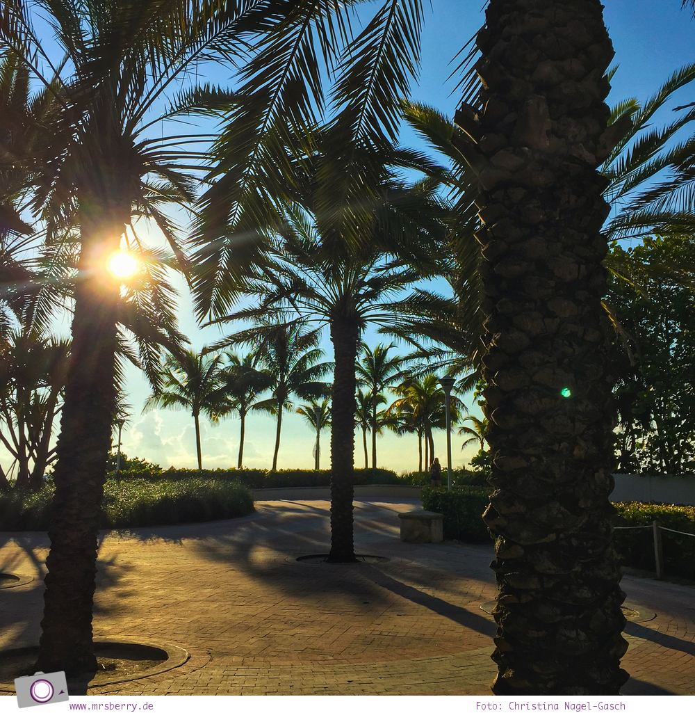 Familienurlaub in Florida: Einreise in die USA & Miami Beach