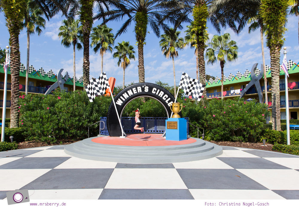 Familienurlaub in den USA - Florida Rundreise: Disney World in Orlando - All-Stars Resort Movies