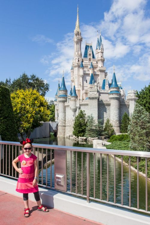 Florida #2: Disney World in Orlando – ein Tag in Magic Kingdom