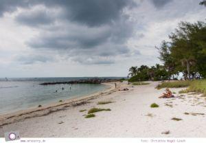 Florida Rundreise: Florida Keys - Key West per Fahrrad entdecken - Fort Zachary Taylor Historic State Park