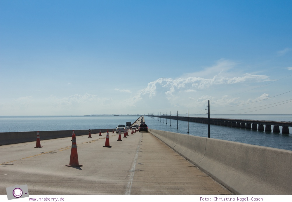 Florida Rundreise: Florida Keys und die Seven Mile Bridge
