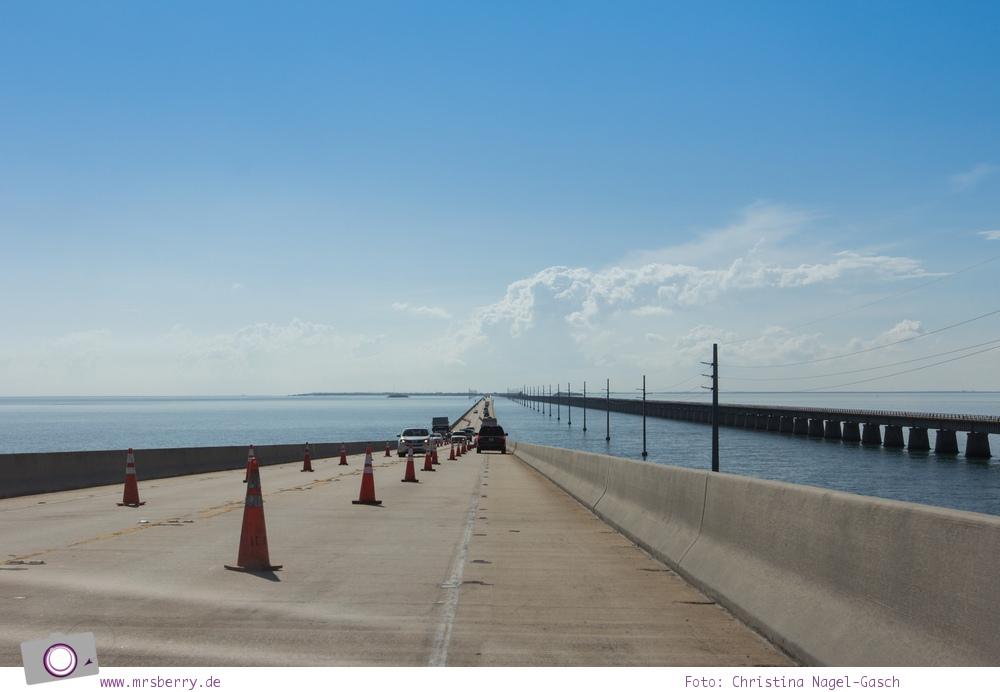 Florida Rundreise: Florida Keys und die Seven Mile Bridge