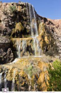 Rundreise Jordanien - ein Reisebericht: die heißen Quellen von Hammamat Ma´in