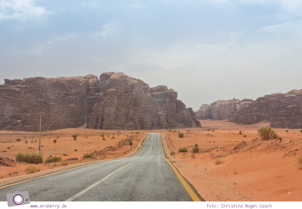 Rundreise Jordanien - ein Reisebericht: der Königsweg in Jordanien