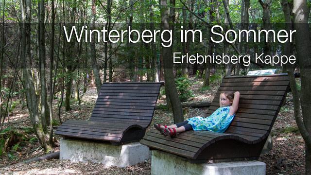 Winterberg im Sommer: Ausflugsziel Erlebnisberg Kappe