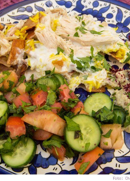 Arabisch Kochen – Rezepte aus Jordanien