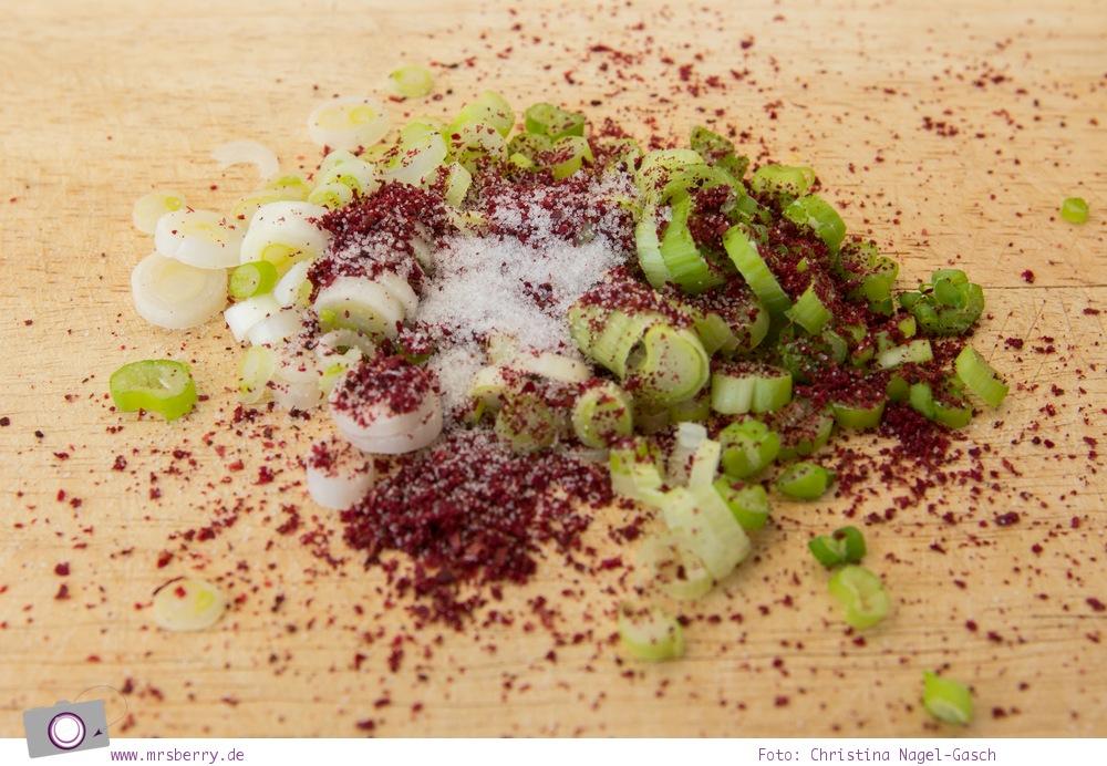 Arabisch kochen - Rezepte aus Jordanien: Bauernsalat