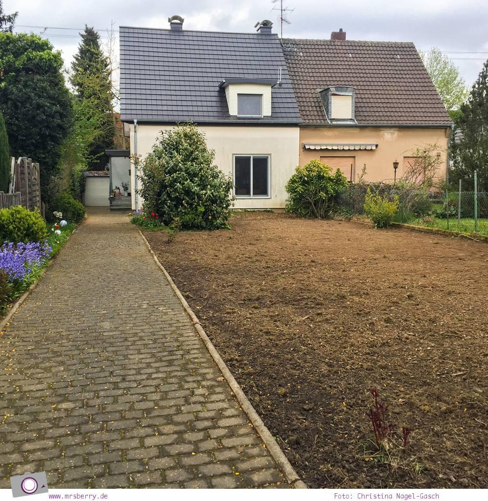 Neugestaltung von Terrasse & Garten