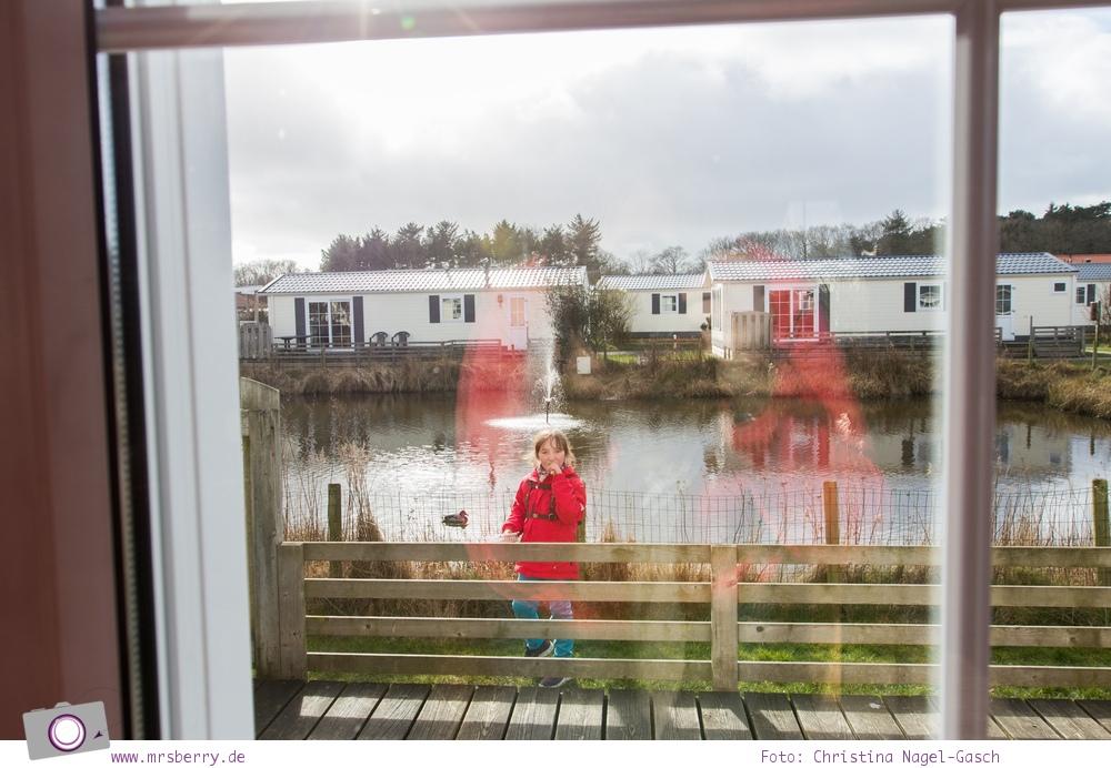 Urlaub auf Texel mit Kind und Hund - Übernachtung im Ferienpark Dennenoord in Den Burg