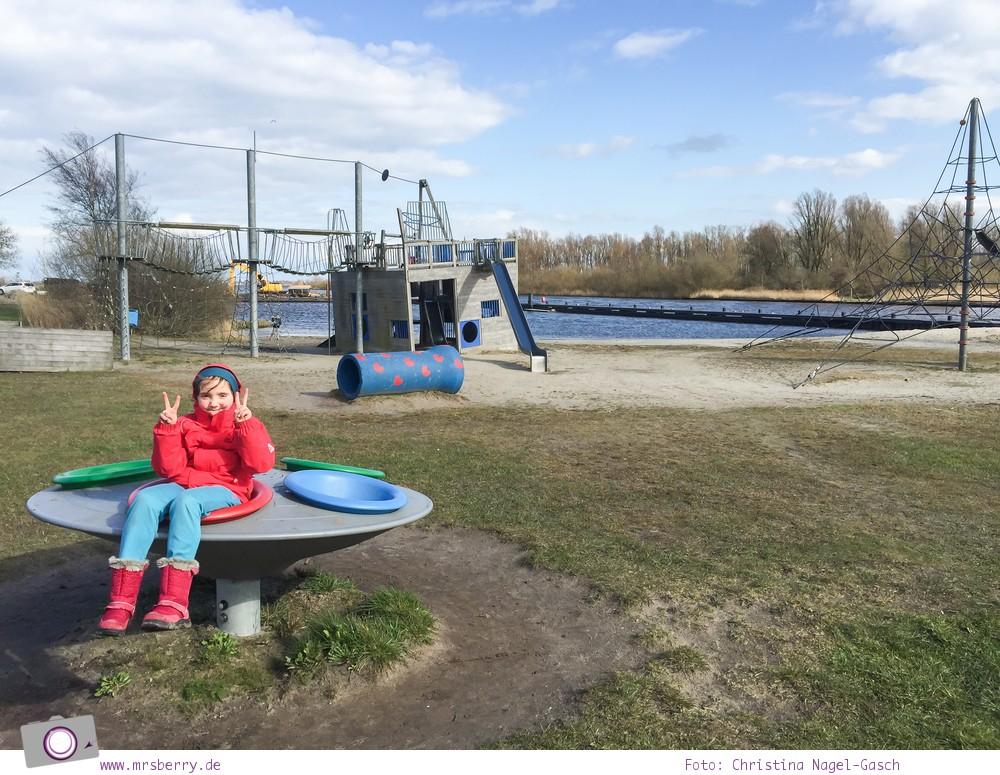 Holland am Ijsselmeer: Urlaub im Ferienhaus - Ferienpark De Kuliart in Koudum