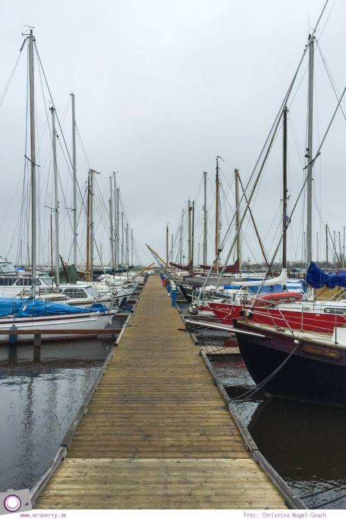 Holland, IJsselmeer: Ein Wochenende im Ferienpark De Kuilart in Koudum