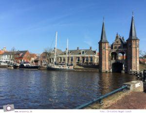 Holland am Ijsselmeer: Urlaub im Ferienhaus - Ferienpark De Kuilart in Koudum | Ausflug nach Sneek