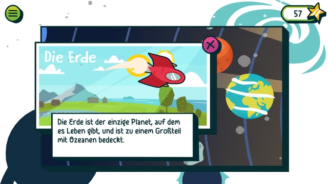 BIC Kids DrawyBook (Screenshot) für Malspaß und digitale Erlebnisse