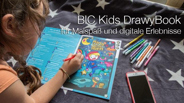 BIC Kids DrawyBook für Malspaß und digitale Erlebnisse