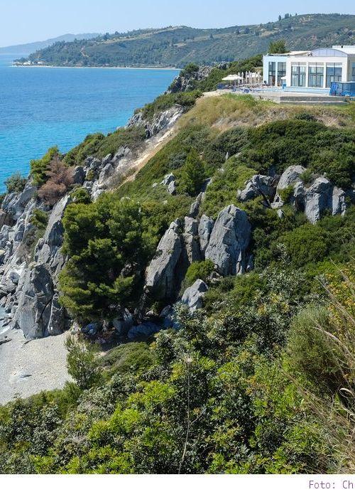 [Griechenland] Urlaub auf Chalkidiki: Kassandra Rundfahrt