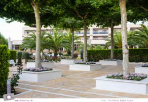 Griechenland, Chalkidiki: Hotel Pomegranate auf der Kassandra