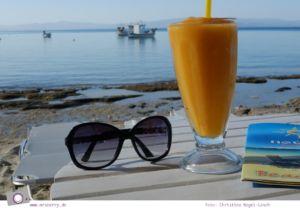 Griechenland, Chalkidiki, Kassandra: touristische Hochburg Kallithéa