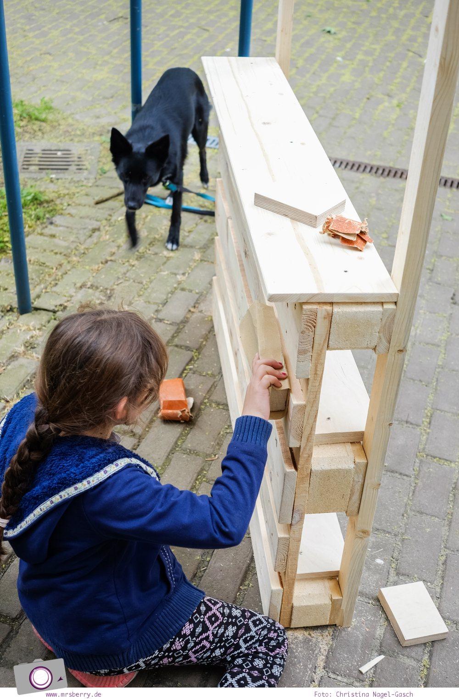 DIY: Verkaufsstand / Limonadenstand aus Europalette selber bauen