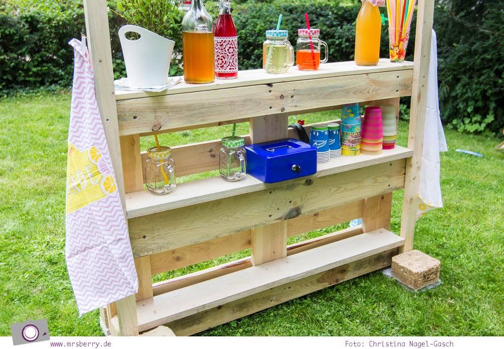 diy limonadenstand aus europalette bauen mrsberry. Black Bedroom Furniture Sets. Home Design Ideas