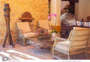Ibiza mit Kindern - Reisebericht mit Tipps für die Region Santa Eularia: Übernachten im Agrotourismo Xarc